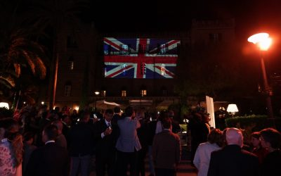MyHandScraft project presented at Queen's Birthday Party event in Palermo