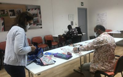 MyHandScraft – avvio dei workshop locali di artigianato nei paesi partner