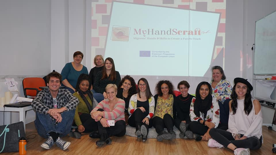 Cultural heritage as an innovative tool of creative education: MyHandScraft training of trainers in Palermo